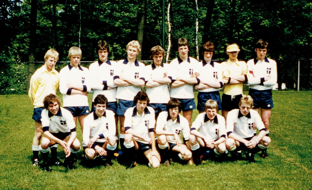 1978 Voetbal Z.A.C. A1
