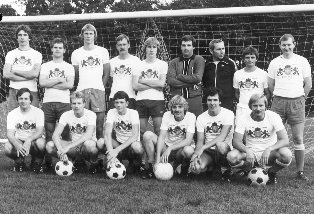 1979 Voetbal Z.A.C. 3