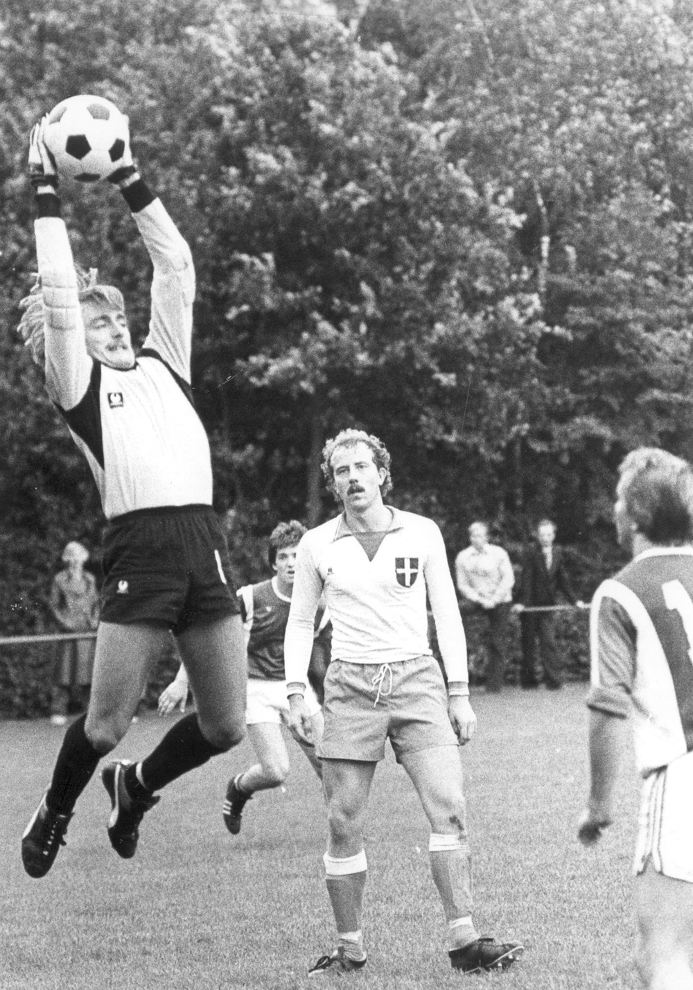1980 Voetbal  Z.A.C. 1