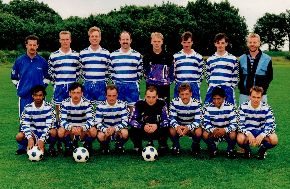 1993 Voetbal Z.A.C. 1