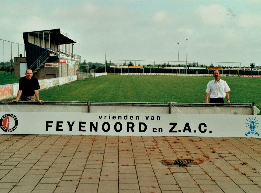 1998 Verenigingsleven Speciaal sponsorbord