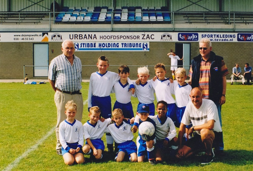 2002 Voetbal Z.A.C. F1