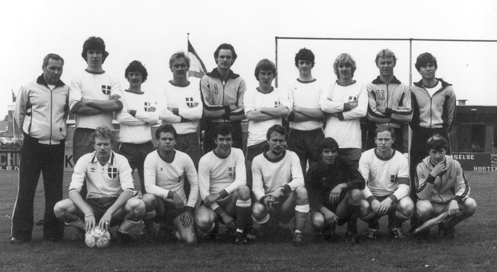 1980 Voetbal Z.A.C. 3