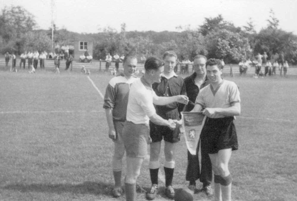 1960 Voetbal Z.A.C. 1 - Horsham F.C.