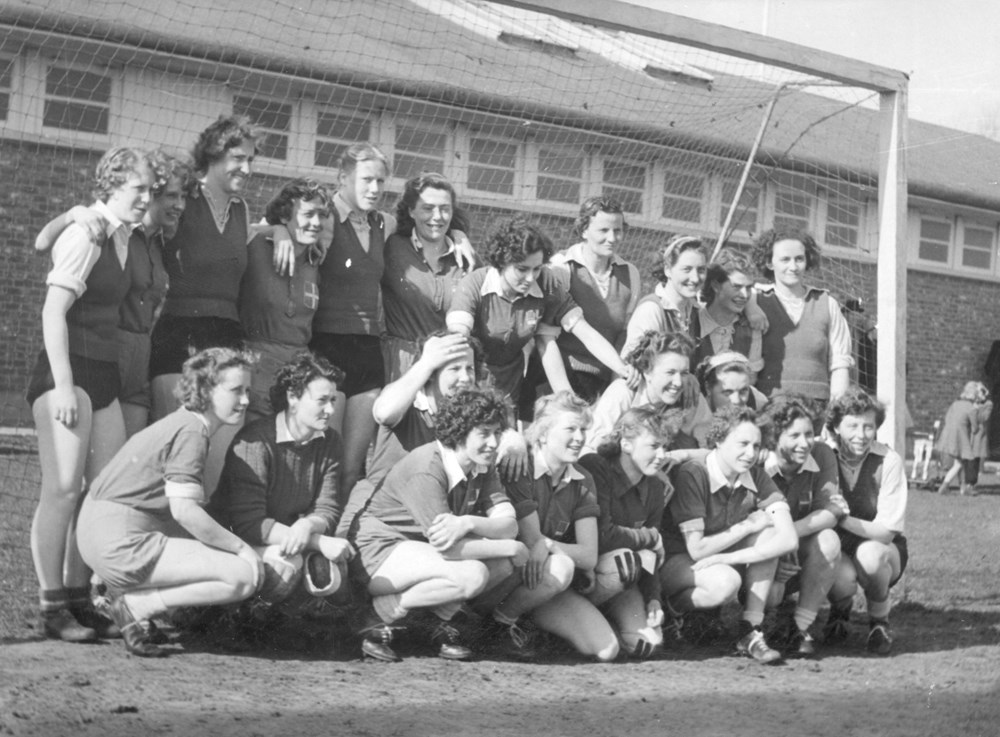 1951 Handbal Dames 1