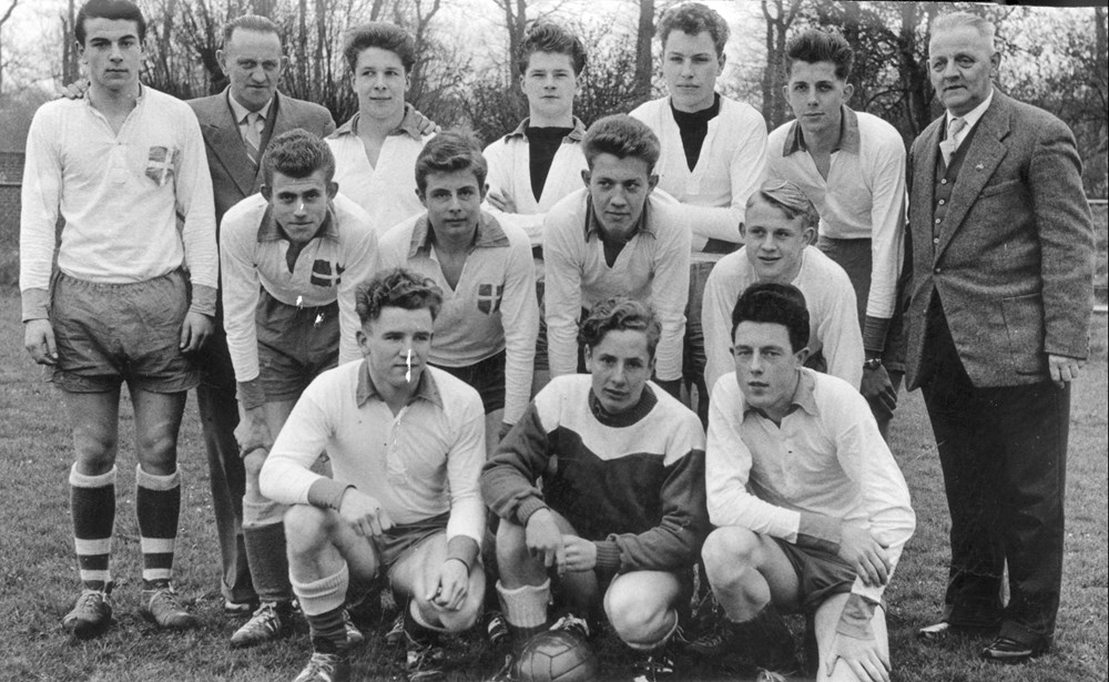 1957 Voetbal Z.A.C. A1