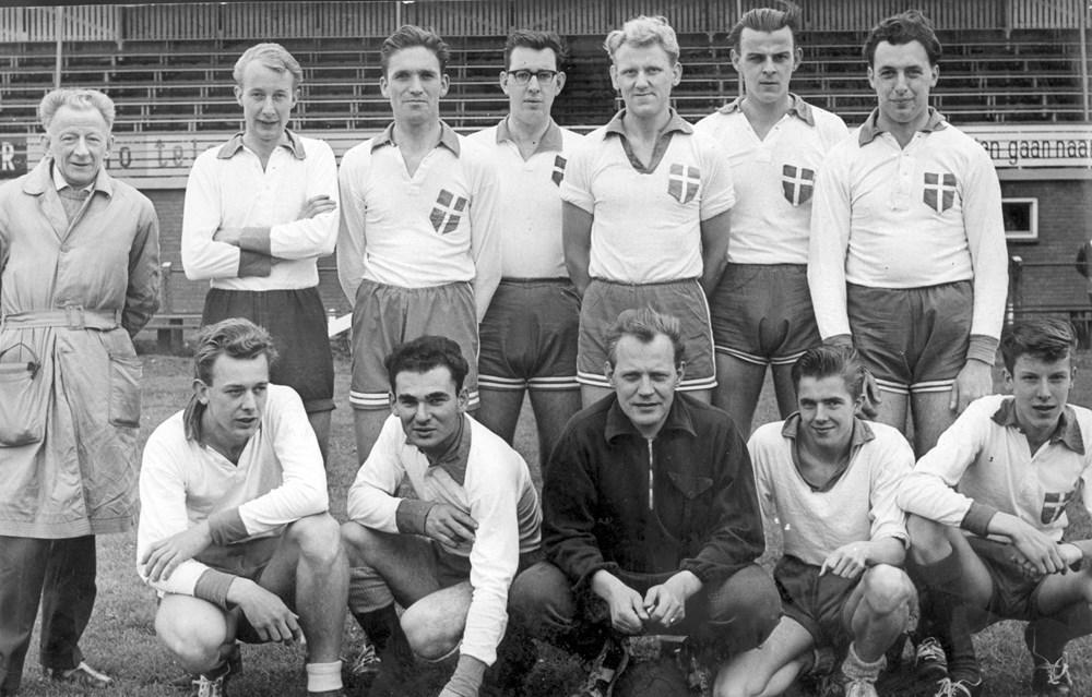 1960 Handbal Z.A.C. heren 1 kampioen