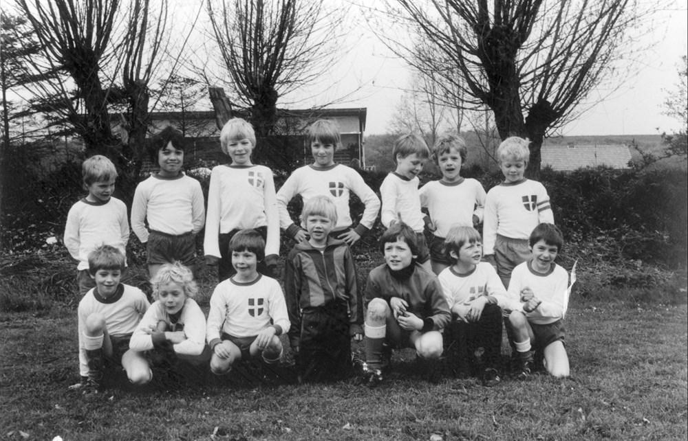 1979 Voetbal Z.A.C. F-pupillen