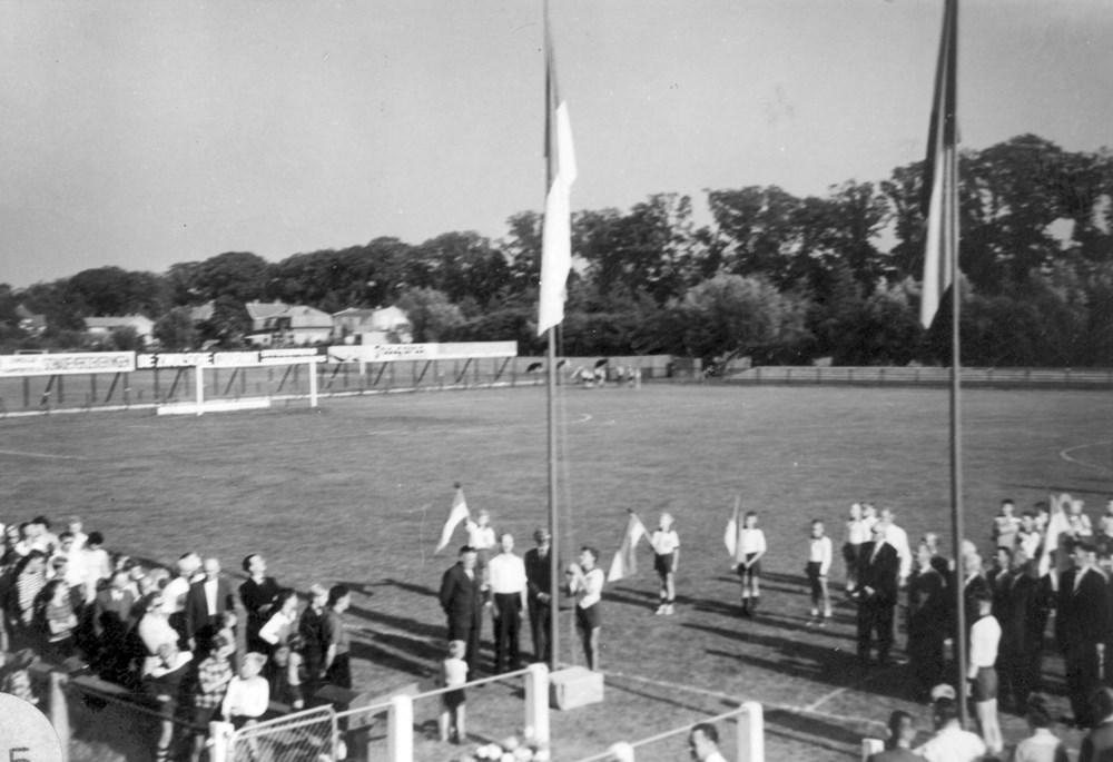 1959 Verenigingsleven Opening nieuw sportpark