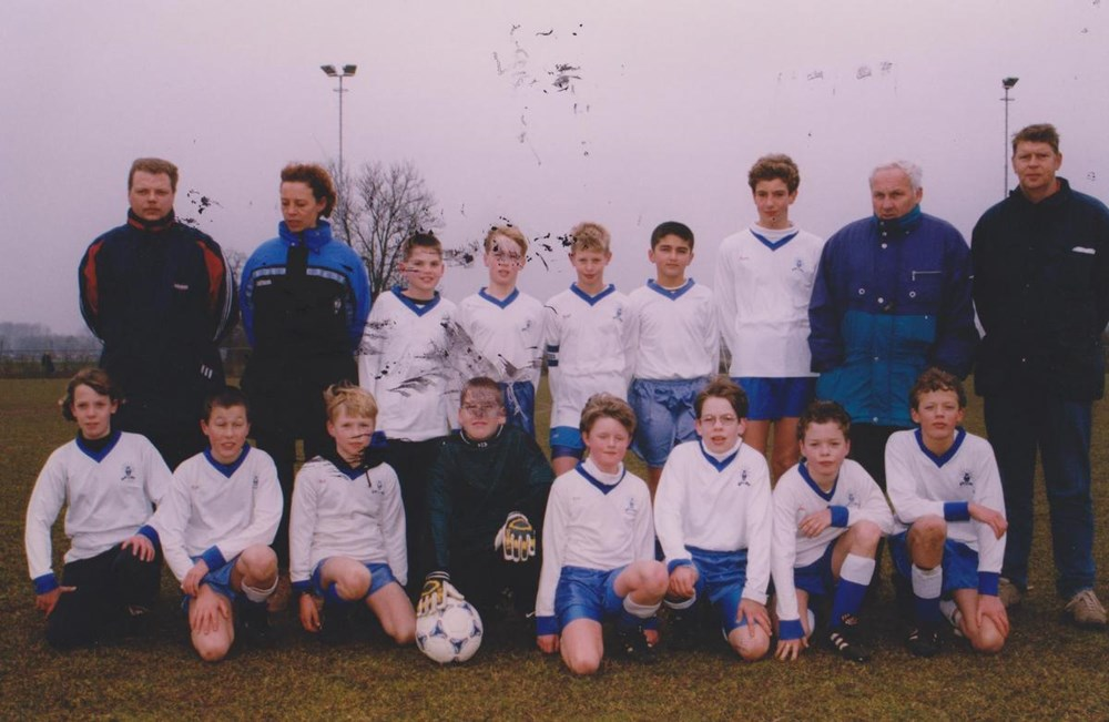1998 Voetbal Z.A.C. D2