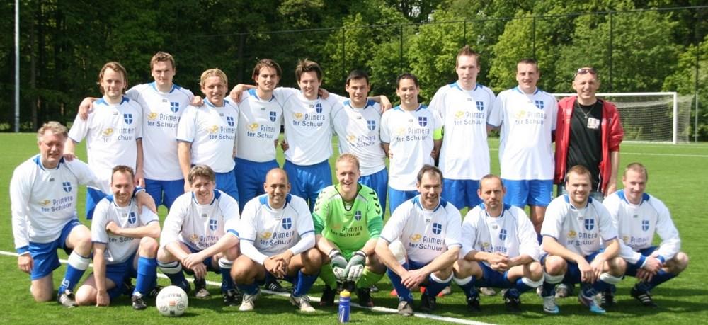 2012 Voetbal ZAC 4  voor de finale om de KNVB-beker