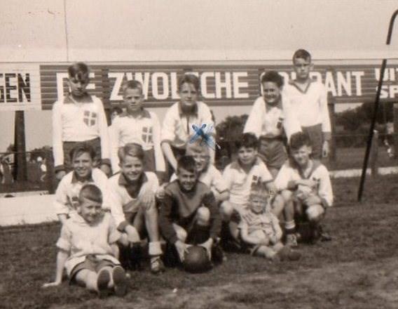 1960 Voetbal Pupillen