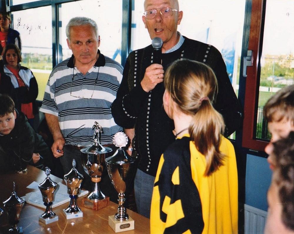 1999 Verenigingsleven Schoolvoetbal