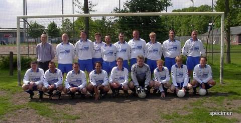 2003 Voetbal ZAC 2 zaterdag
