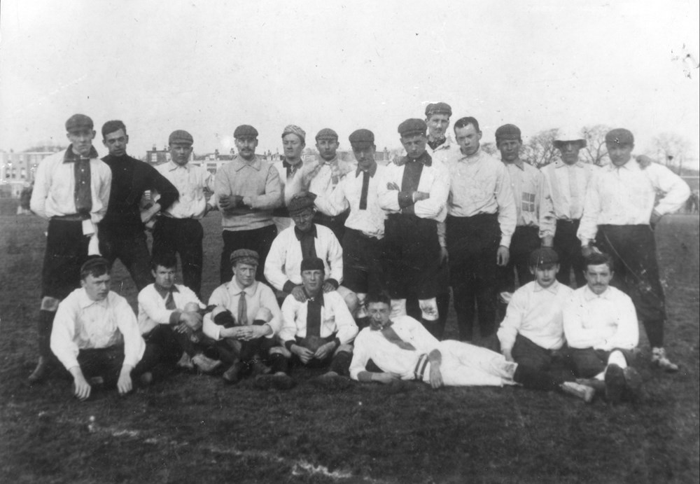 1906 Voetbal Z.A.C. 1