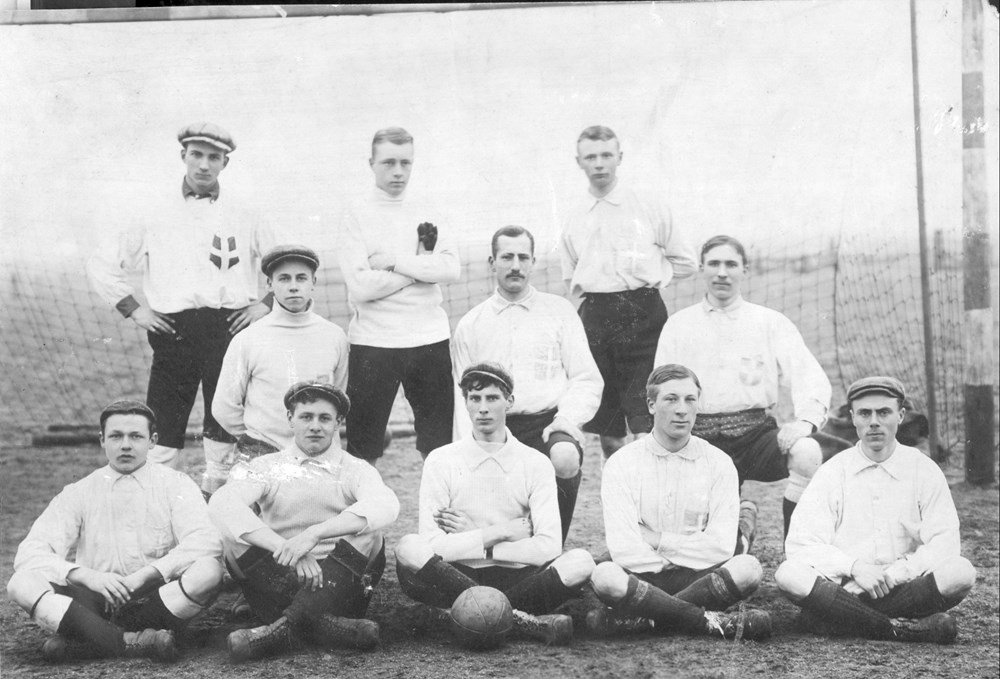 1908 Voetbal Z.A.C. 1
