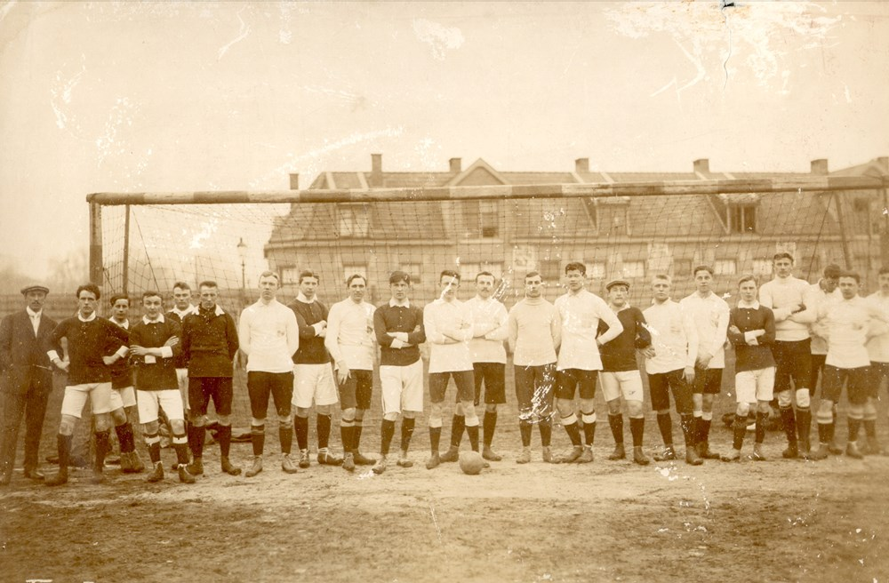 1910 Voetbal Z.A.C. 1