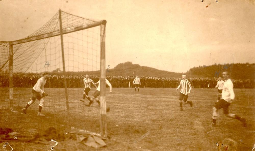 1911 Voetbal Z..AC. 1