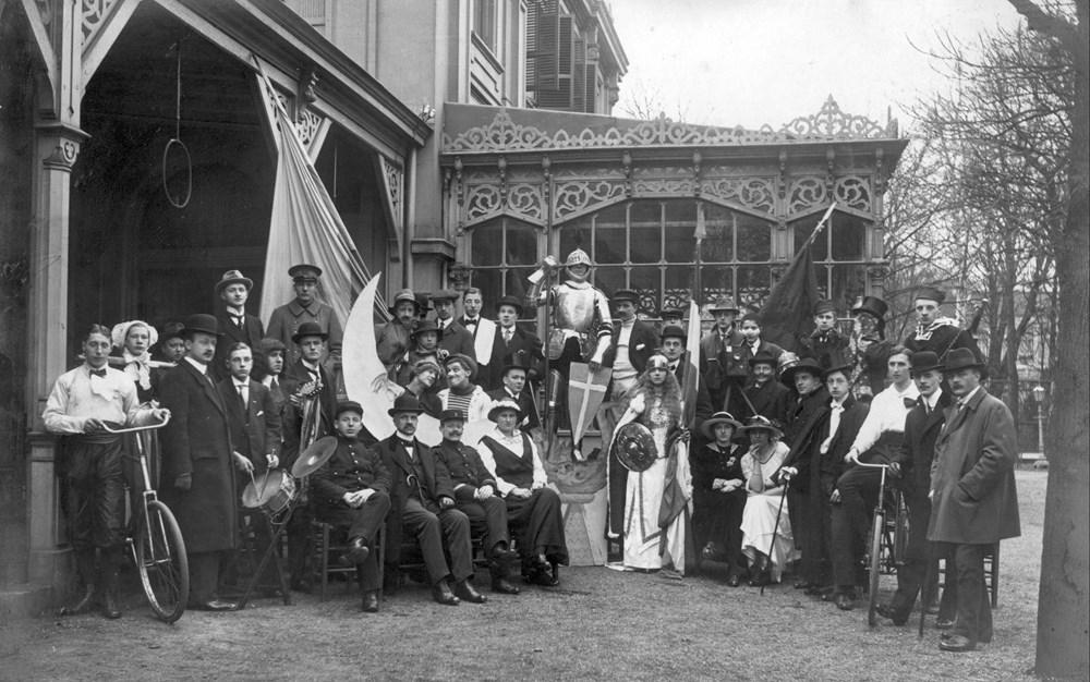 1916 Verenigingsleven de Revue 'Zou 't gaan?''