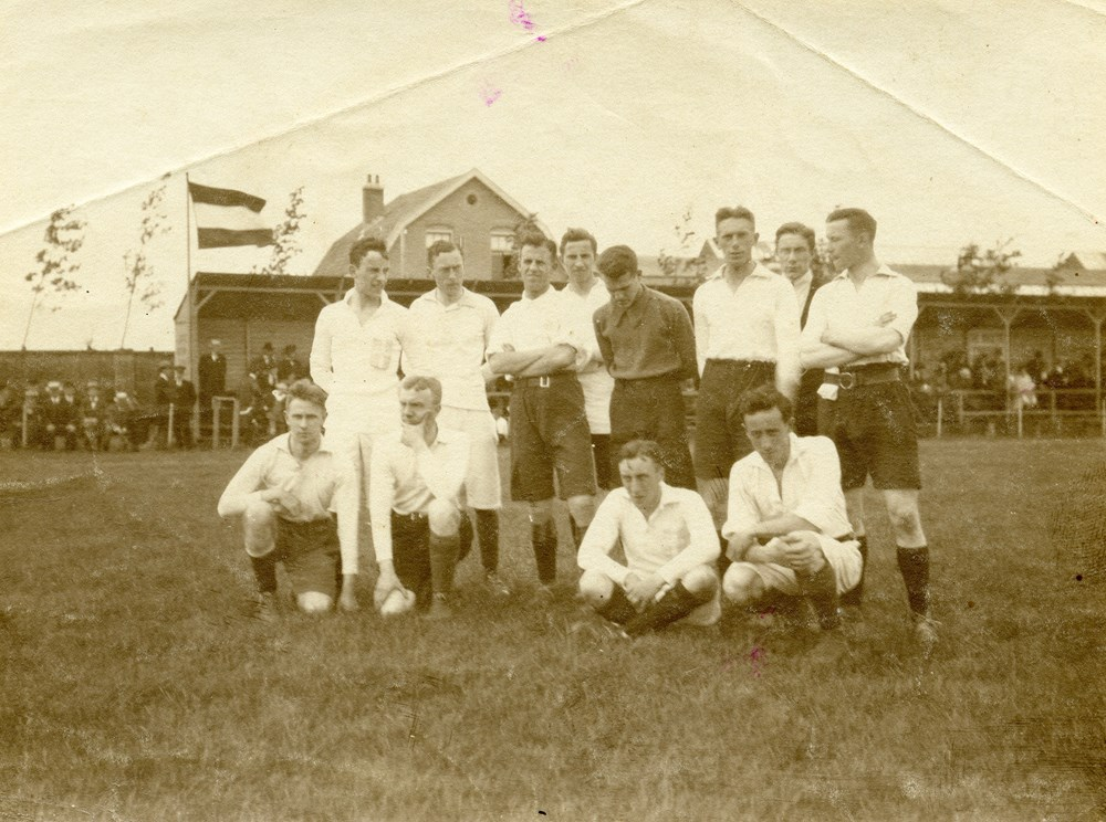 1918 Voetbal Z.A.C. 1