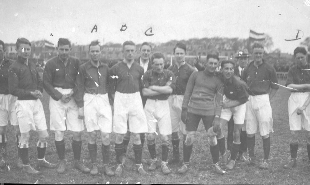 1920 Voetbal Verenigingsleven