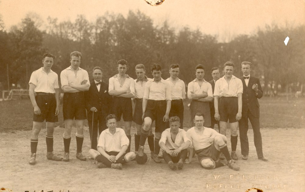 1923 Voetbal Z.A.C. 2