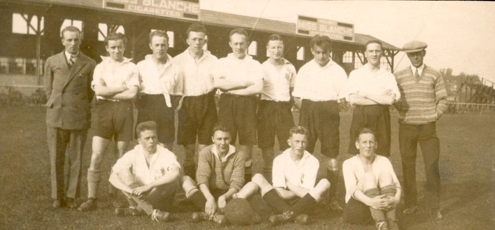 1928 Voetbal Z.A.C. 2