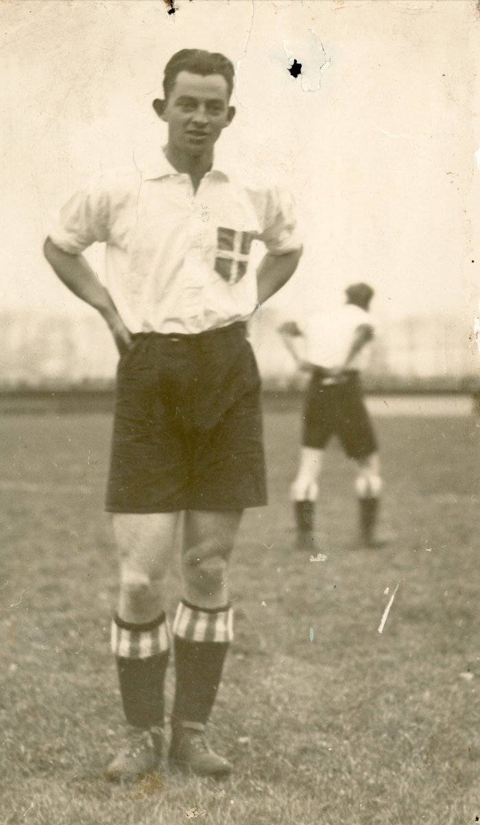 1928 Voetbal Z.A.C. 1