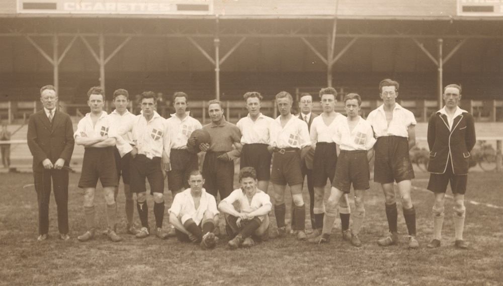 1929 Voetbal Z.A.C. 3