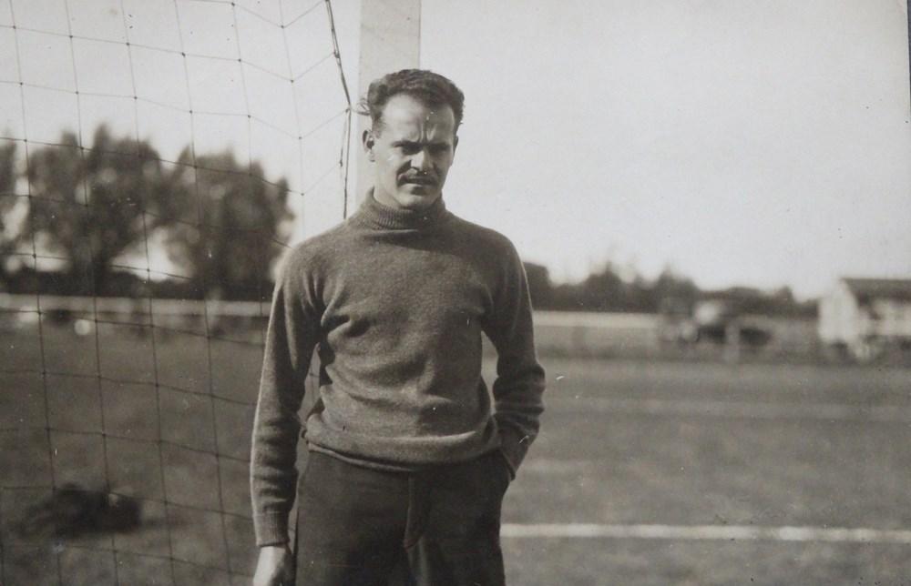 1932 Voetbal Arie Waayer