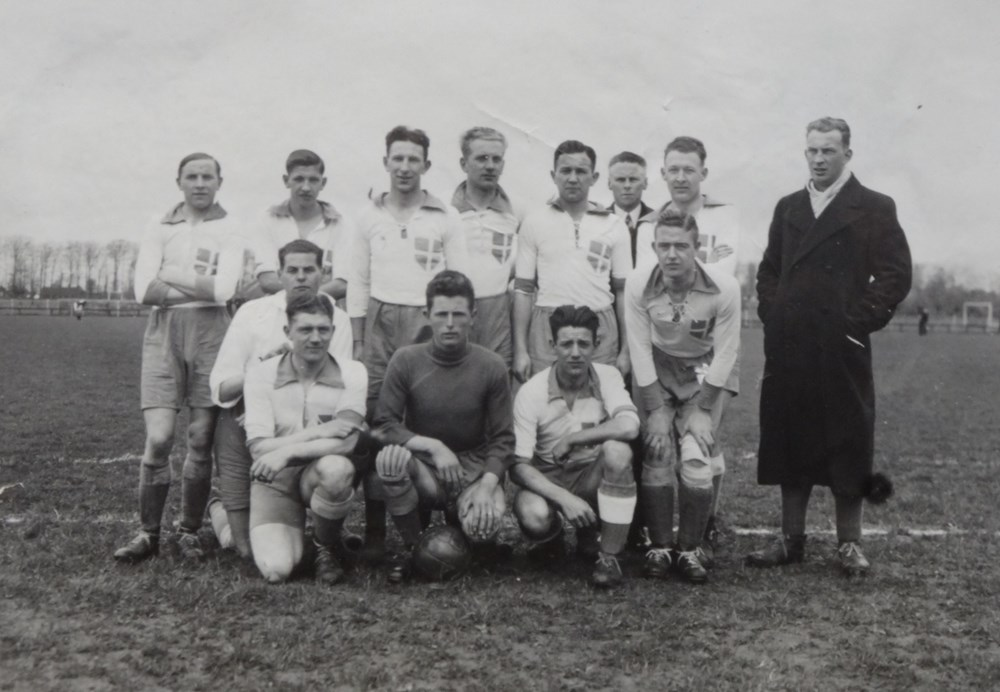 1937 Voetbal Z.A.C. 1
