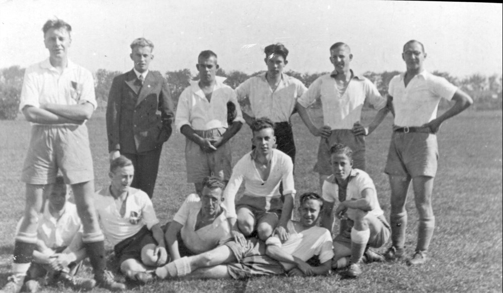 1930 Voetbal Z.A.C. 2