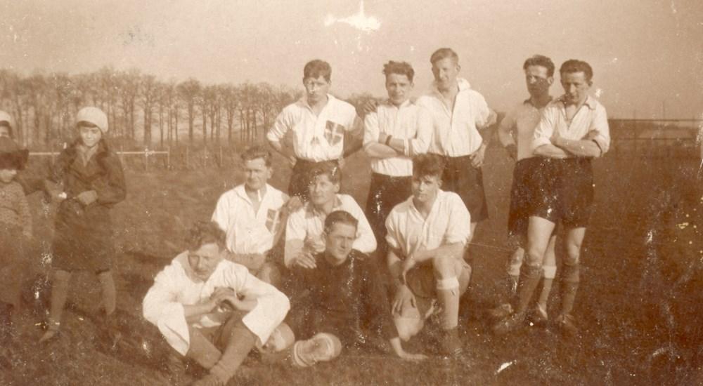 1933 Voetbal Lagere elftallen