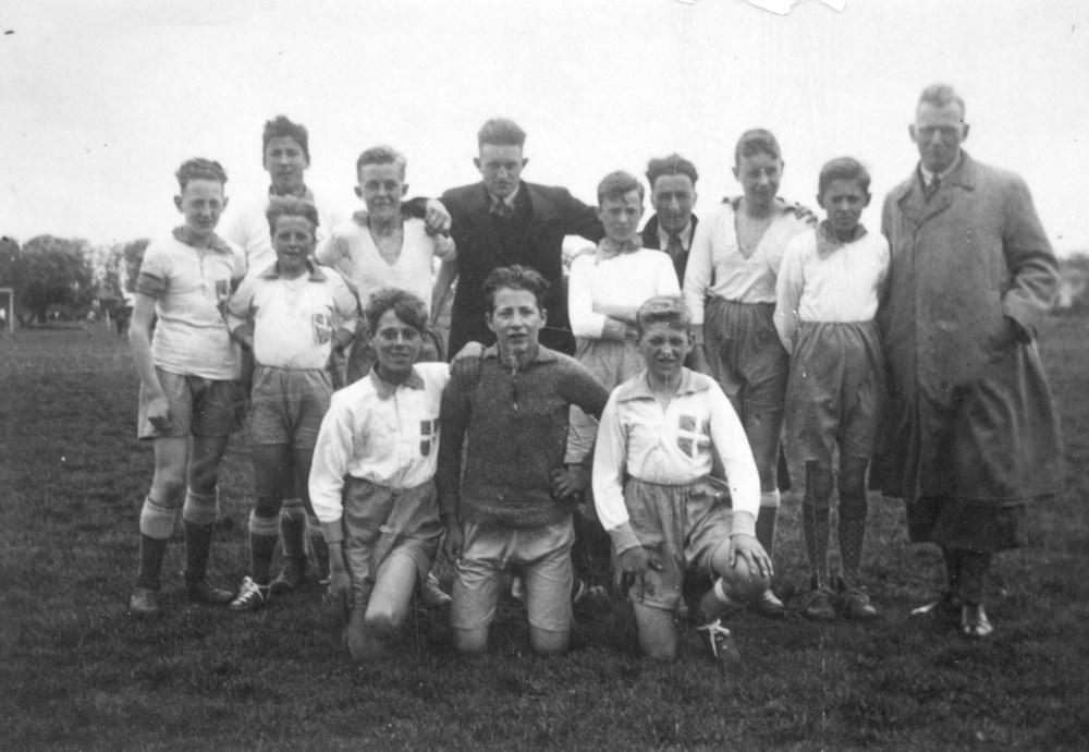 1934 Voetbal Z.A.C.-junioren