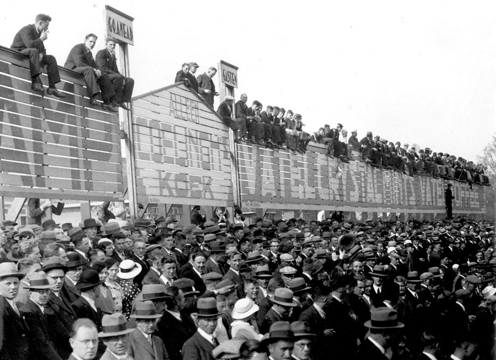 1934 Verenigingsleven Supporters