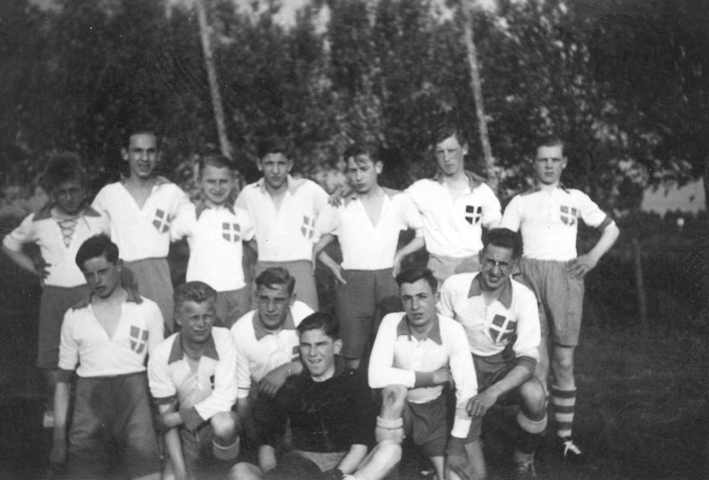 1936 Voetbal Z.A.C. 3