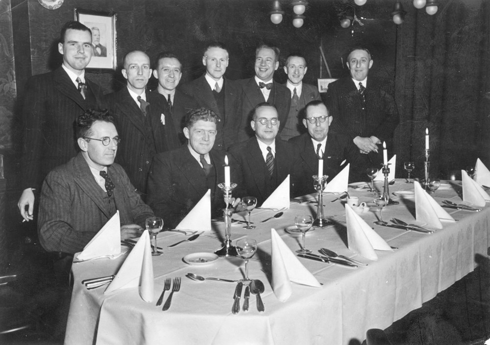 1938 Voetbal Bestuur