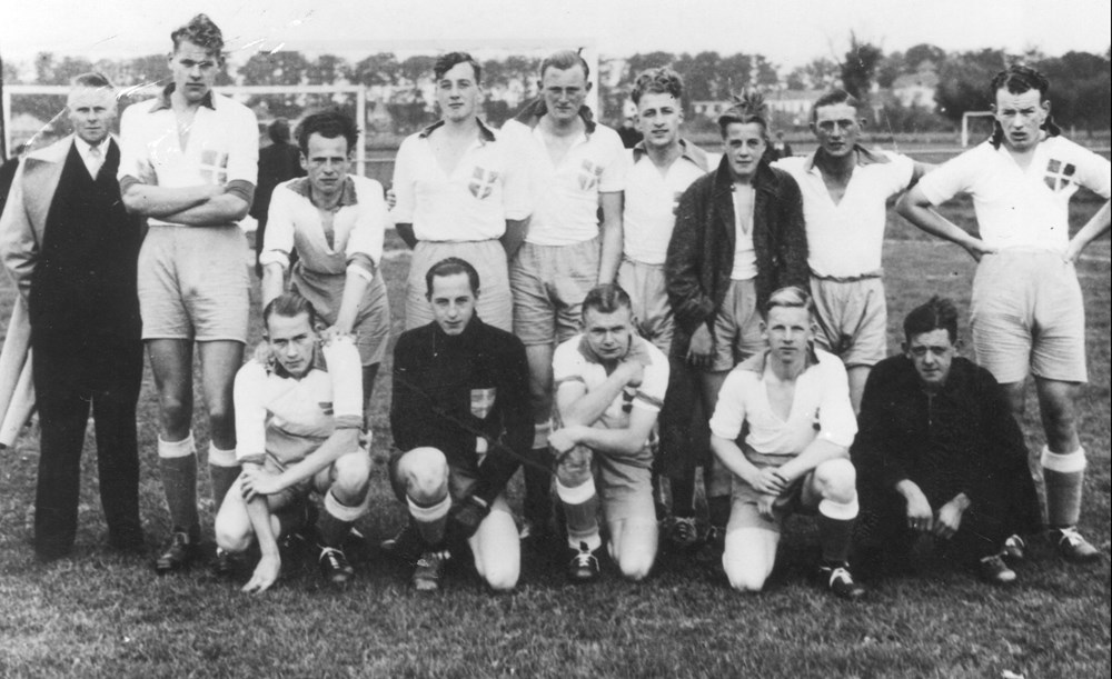 1939 Voetbal Z.A.C. 1