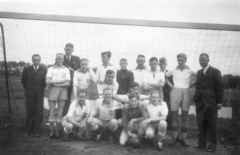 1941 Voetbal Z.A.C. 3