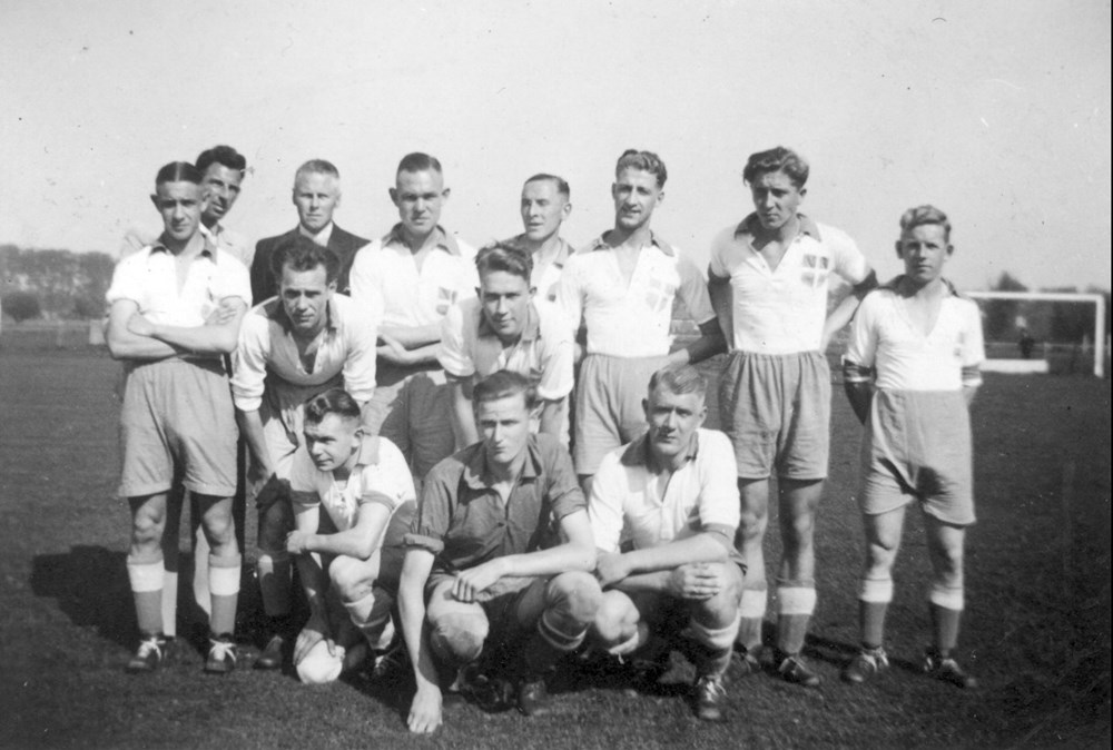 1941 Voetbal Z.A.C. 1