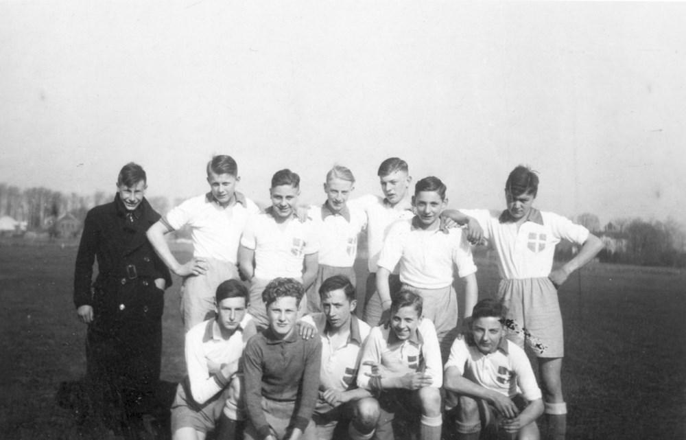 1941 Voetbal Z.A.C. A-jeugd