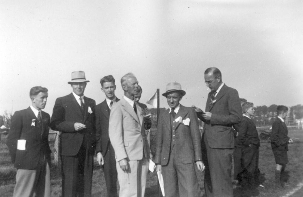 1941 Atletiek Wedstrijd voor B- en C-klassers