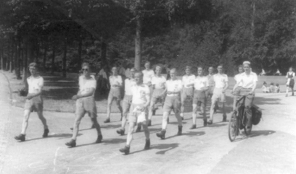 1941 Z.A.C. Wandelploeg Wandelwedstrijd in Arnhem