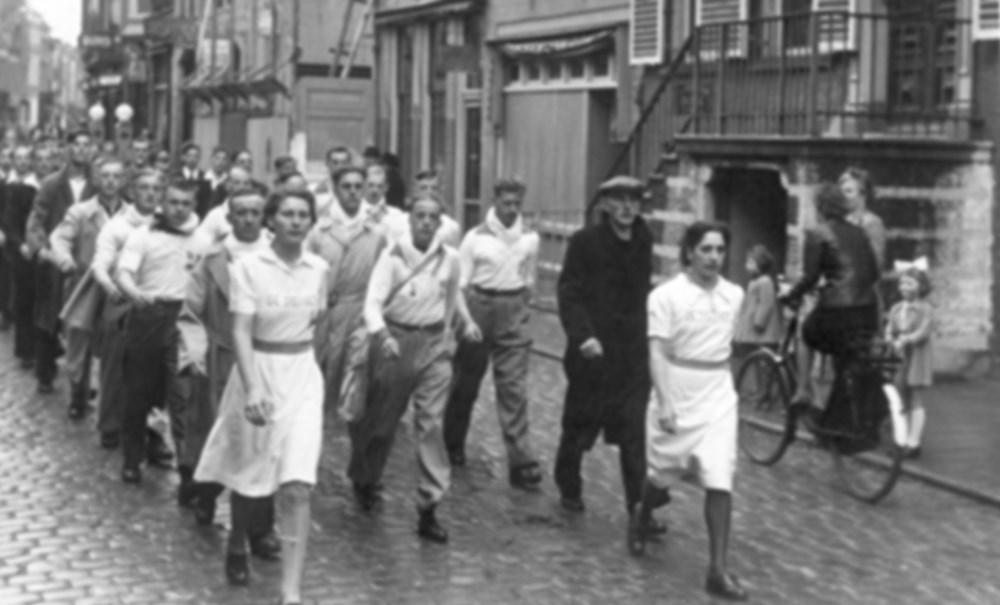 1941 Z.A.C.-wandelaars Wandeling op Hemelvaart