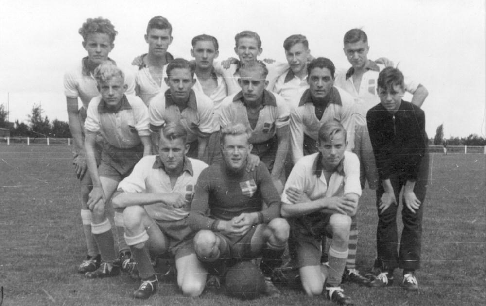 1942 Voetbal Z.A.C. A-jeugd