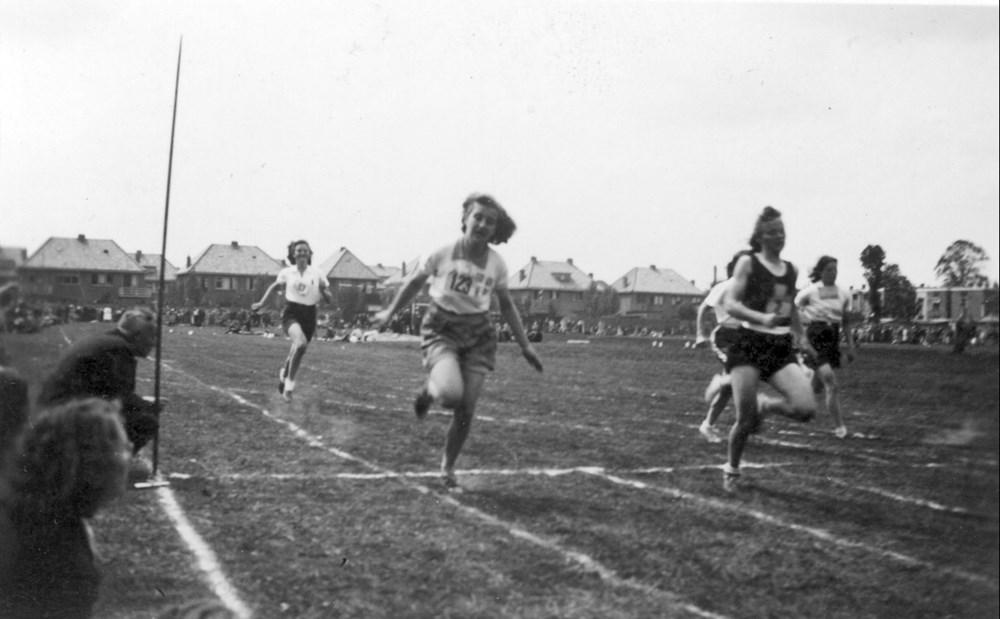 1942 Atletiek Wedstrijden in Meppel