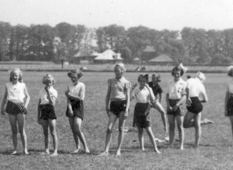 1942 Atletiek Z.A.C.-sportdag