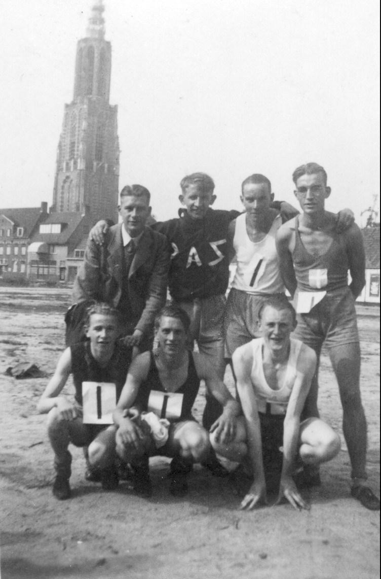 1942 Atletiek Singel-estafette Amersfoort