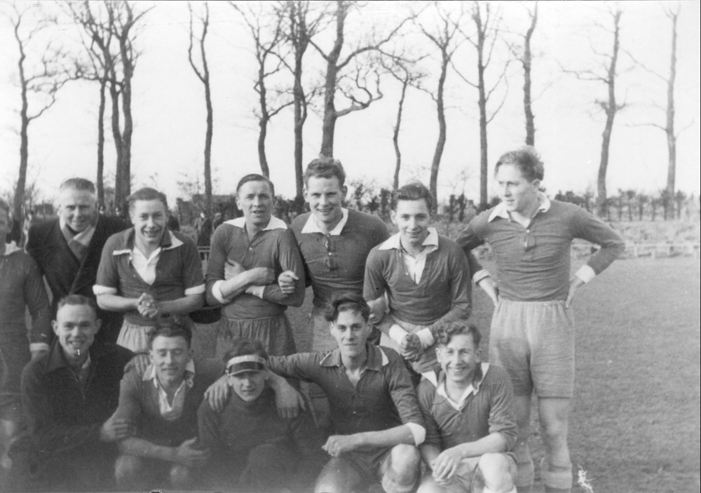 1943 Voetbal ZAC 1