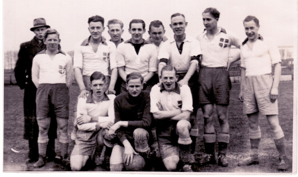 1944 Voetbal Z.A.C. combinatie 1 en 2
